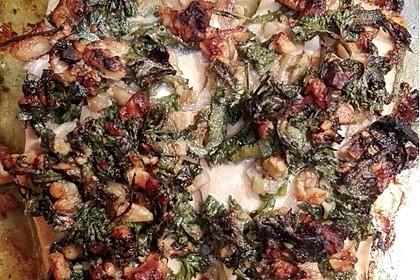 Lachs mit Parmesan-Kräuter-Walnuss-Kruste 58