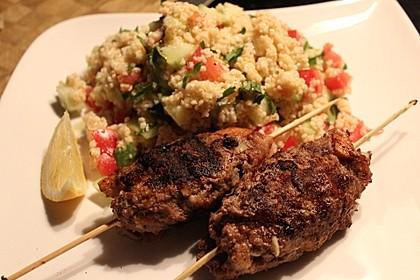 Bifteki-Spießchen 1