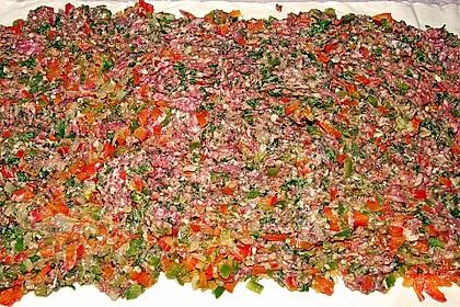 Hackfleisch-Blätterteig-Strudel 36