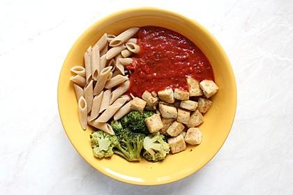 Grundrezept für knusprig gebratenen Tofu 11
