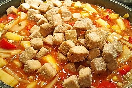 Grundrezept für knusprig gebratenen Tofu 19