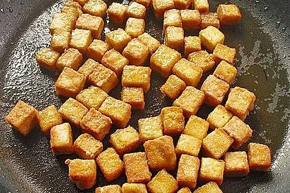 Grundrezept für knusprig gebratenen Tofu