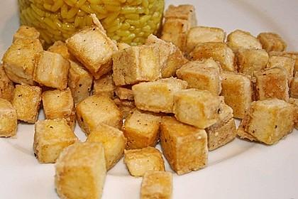 Grundrezept für knusprig gebratenen Tofu 18