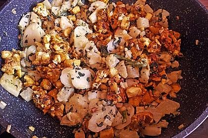 Grundrezept für knusprig gebratenen Tofu 22