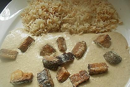 Grundrezept für knusprig gebratenen Tofu 13