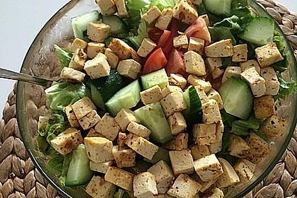 Grundrezept für knusprig gebratenen Tofu 8