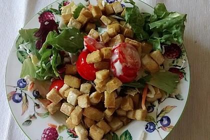 Grundrezept für knusprig gebratenen Tofu 2