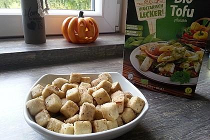Grundrezept für knusprig gebratenen Tofu 14
