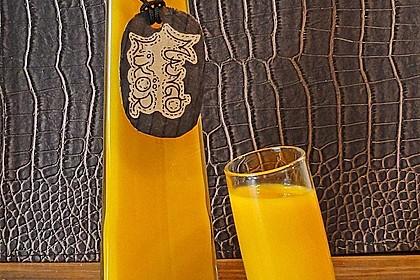 Mango meets Milk & Alcohol 1