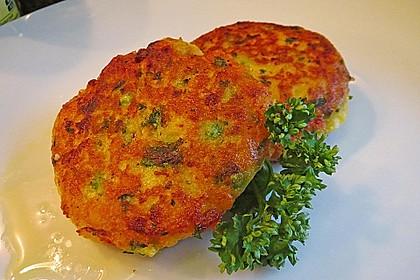 Kartoffelschnitzel