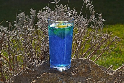 Blaue Lagune 1