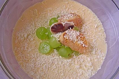 Tiramisu von Cantuccini und weißer Schokolade 4
