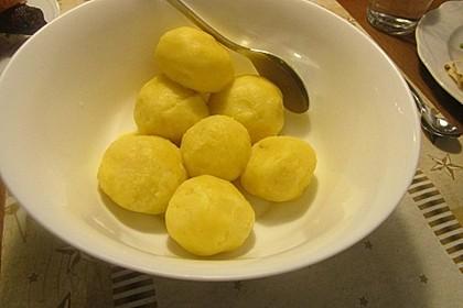 Kartoffelklöße Fränkische Art 13