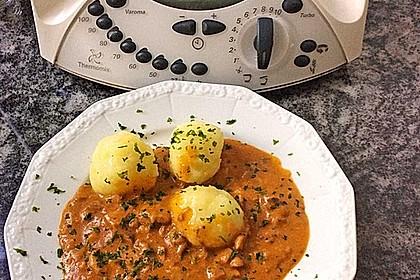 Kartoffelklöße Fränkische Art 15