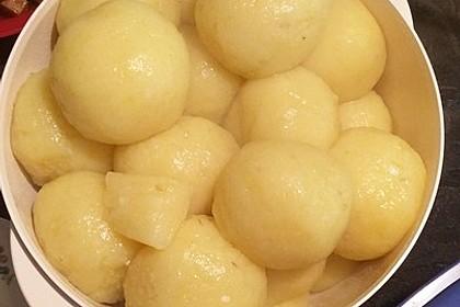 Kartoffelklöße Fränkische Art 17
