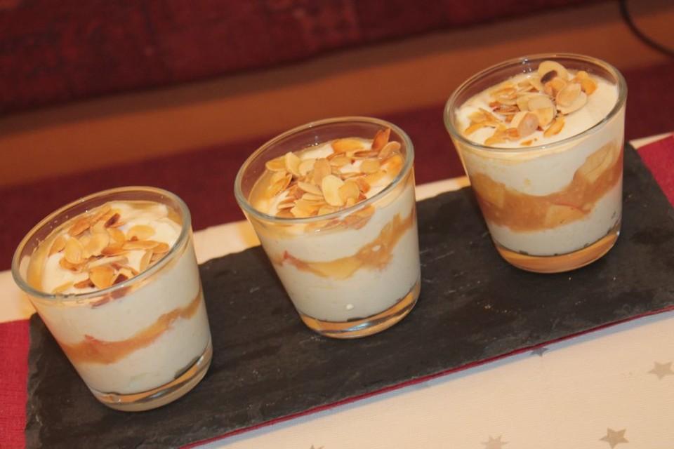Apfel Quark Speise Von Lolaaa Chefkoch
