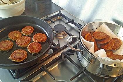 Linsen-Burger-Bratling