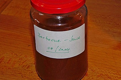Barbecue-Sauce mit toller Kaffeenote 3
