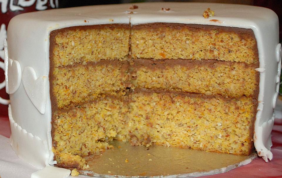 Orangen Mandel Kuchen Von Biggi 2009 Chefkoch De
