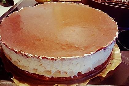 Schokoladen - Bananen Torte 74