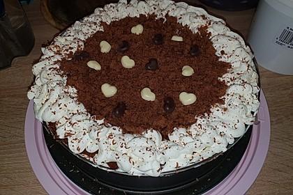 Schokoladen - Bananen Torte 47