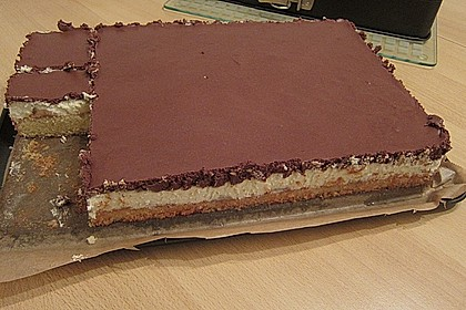 Schokoladen - Bananen Torte 65
