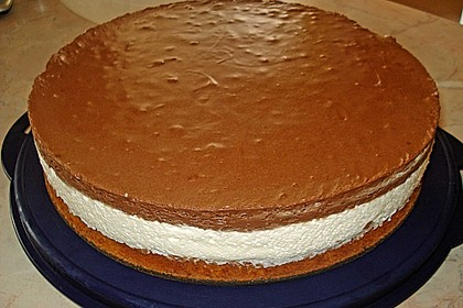Schokoladen - Bananen Torte 13
