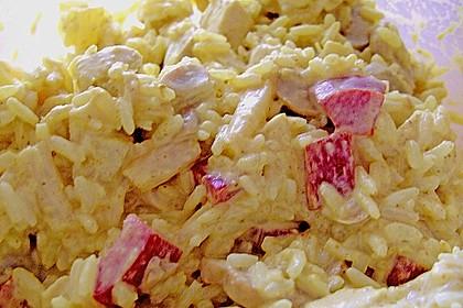 Curry - Geflügelsalat 20