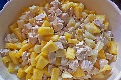 Curry - Geflügelsalat 7