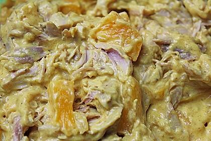 Curry - Geflügelsalat 18
