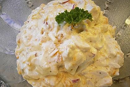 Curry - Geflügelsalat 9