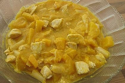 Curry - Geflügelsalat 13