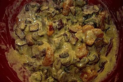 Curry - Geflügelsalat 21