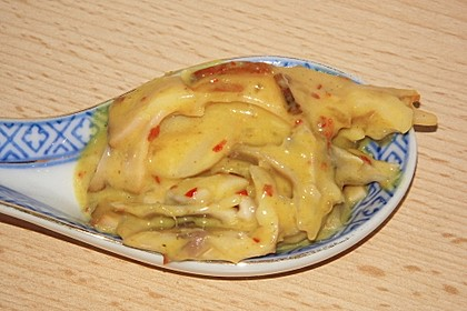 Curry - Geflügelsalat 19
