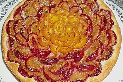 Pflaumenkuchen mit Streuseln 1