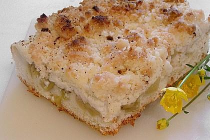 Pflaumenkuchen mit Streuseln 7