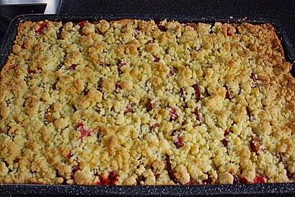 Pflaumenkuchen mit Streuseln 29