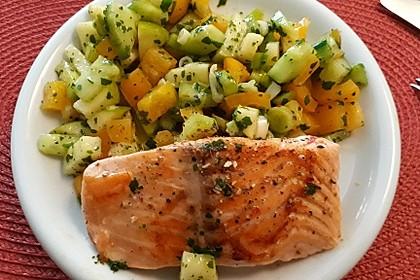 Lachs - Salat 3