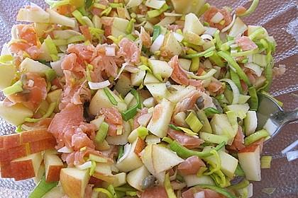 Lachs - Salat 1