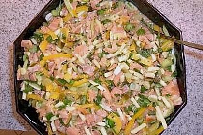 Lachs - Salat 5