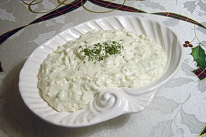 Griechisches Tsatsiki 11