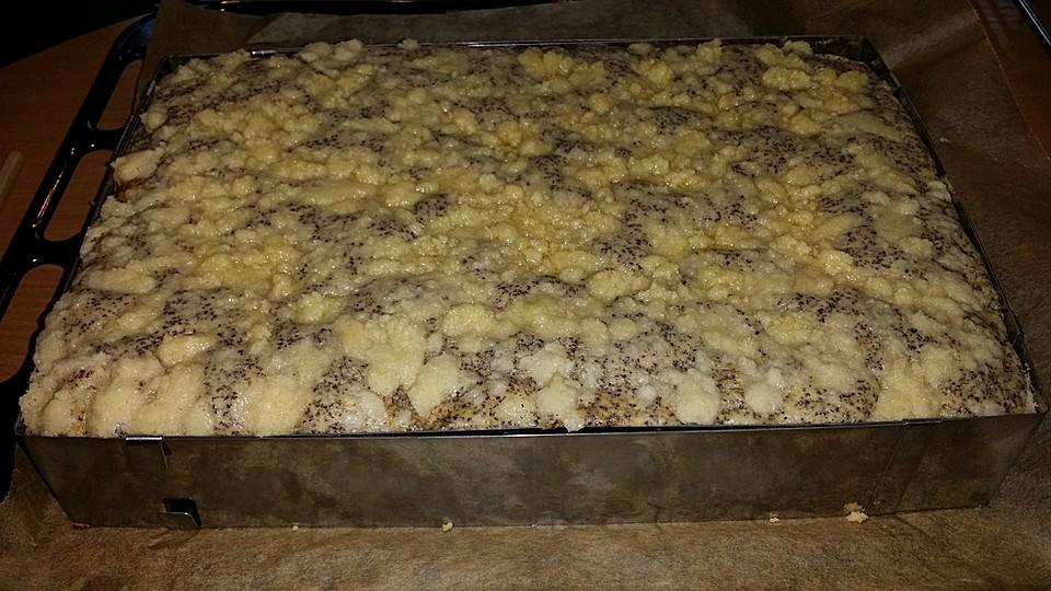 Mohn Quark Blechkuchen Von Morgana31 Chefkoch De