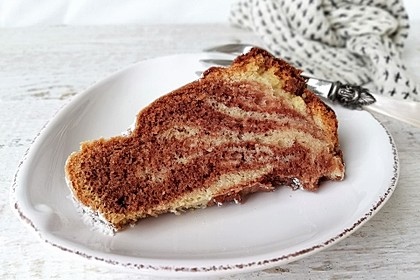 Eierlikör - Nutella - Kuchen (Bild)