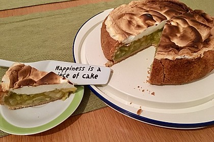 Rhabarberkuchen, sehr fein 2