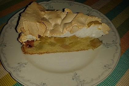 Rhabarberkuchen, sehr fein 3