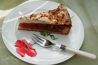 Rhabarberkuchen, sehr fein 24