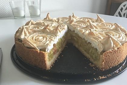 Rhabarberkuchen, sehr fein 12
