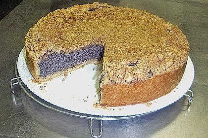 Mohnkuchen mit Quark und Streuseln 23