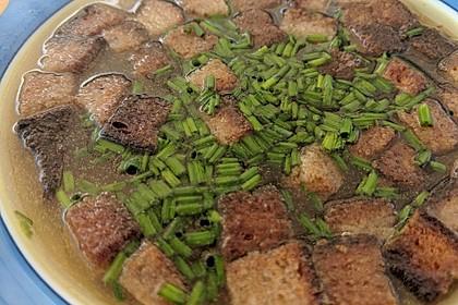 Brotsuppe nach Bauernart 2