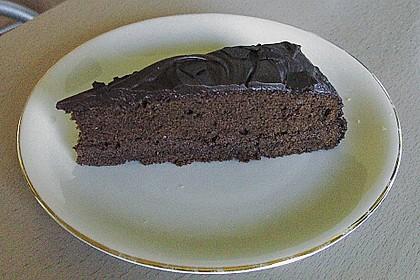 Feine Schokoladentorte 17